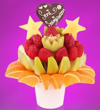 Meyve Aşktır
