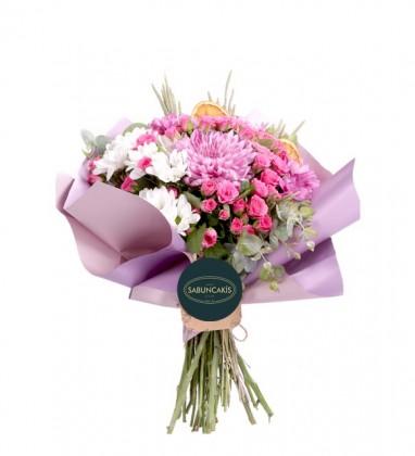 Ceriohy Love Çiçek Buketi
