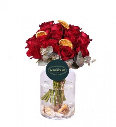 Sevginin Gücü Kırmızı Güller