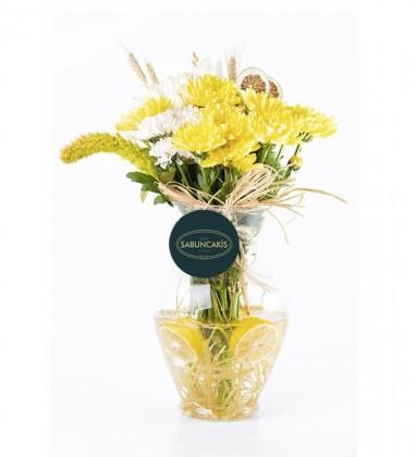 Beauty Yellow Papatyalar