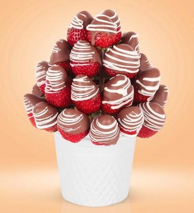 Chocolate Berries Meyve Sepeti