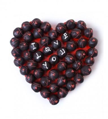 Heart Truffle Meyve Sepeti