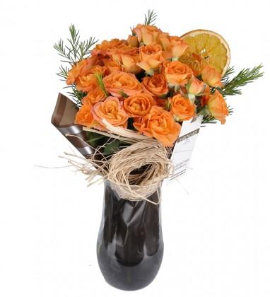 Pretty Orange Güller